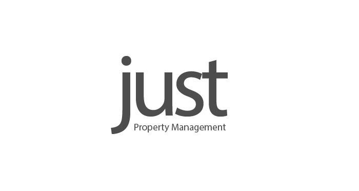 Just Property Management logo design