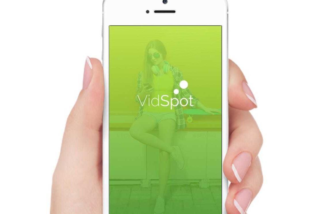 VidSpot Logo